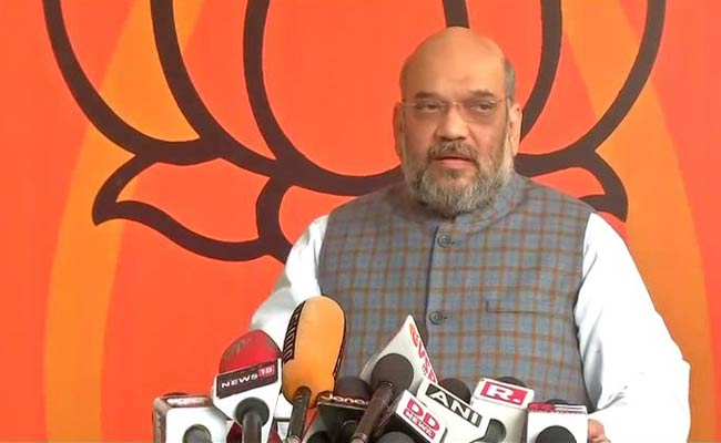 Budget gives new wings to aspirations of poor: Amit Shah