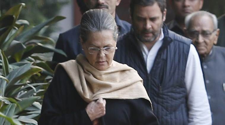Will play role in tying up with other parties to defeat BJP: Sonia Gandhi