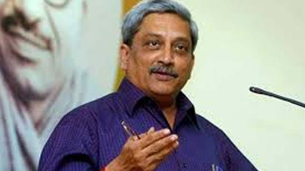 Manohar Parrikar admitted to Goa hospital