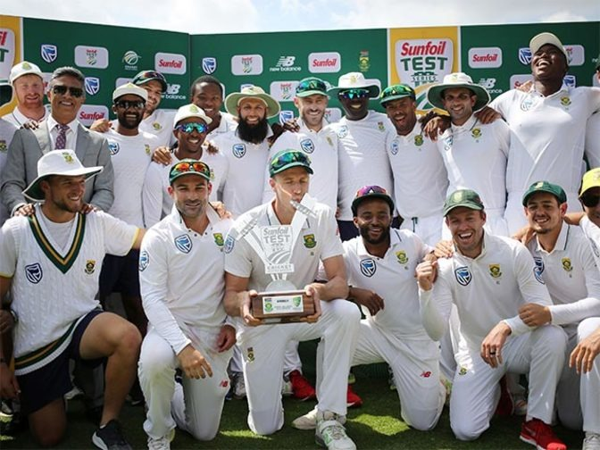 Australia crushed, loses to South Africa by 492 runs