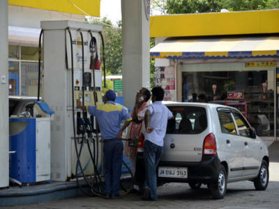 Petrol, diesel prices hiked after 19-day pre-poll hiatus