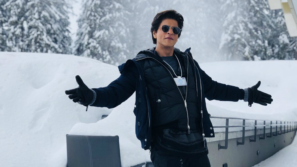 Shah Rukh Khan to be honoured with `Crystal Awards` at World Economic Forum on Monday
