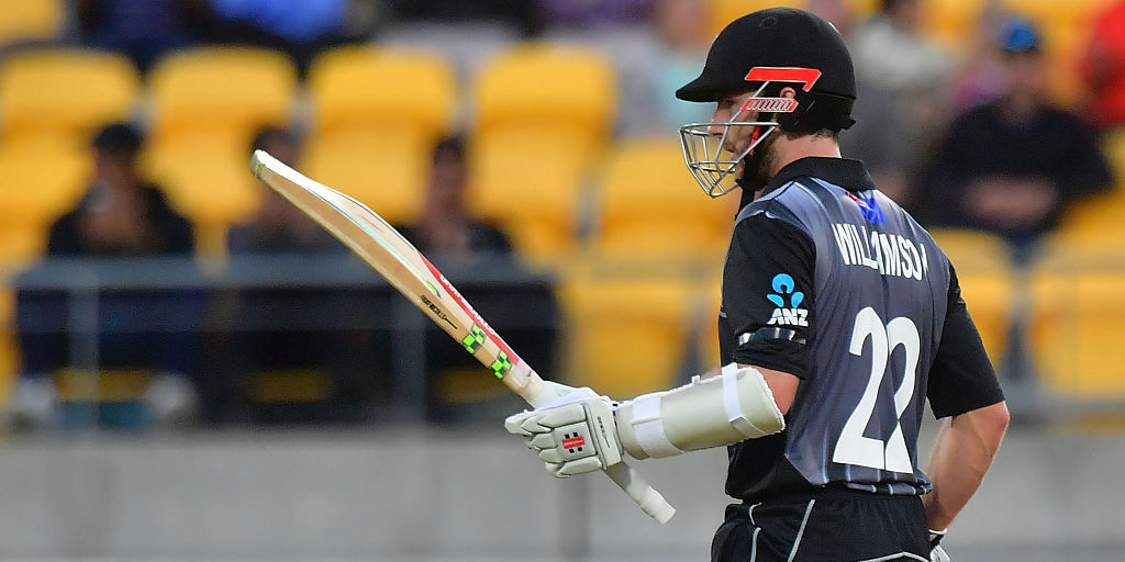 Kane Williamson fires New Zealand to T20 win over England