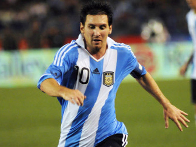 Argentina have a 'debt' to settle at World Cup: Lionel Messi