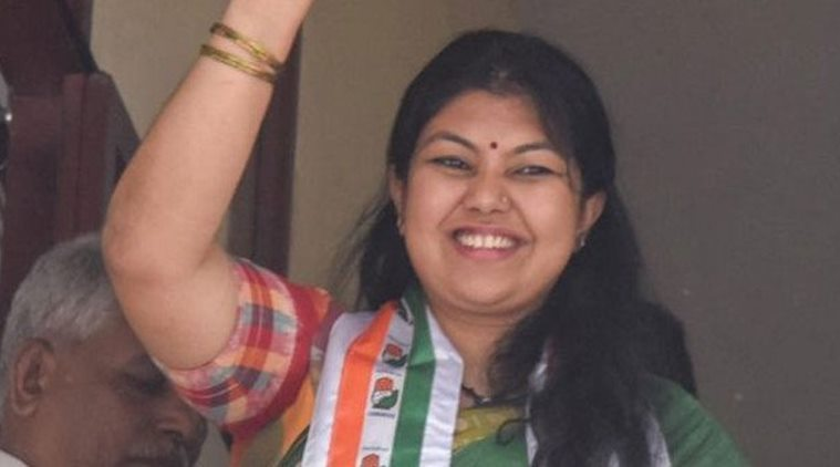 Congress' Sowmya Reddy wrests Jayanagar seat from BJP, takes tally in Assembly to 80