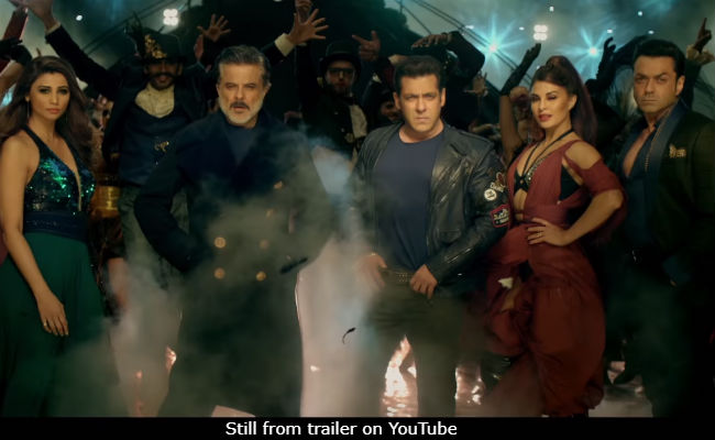 Race 3 trailer: Jacqueline Fernandez's sizzling pole dance will make you sweat