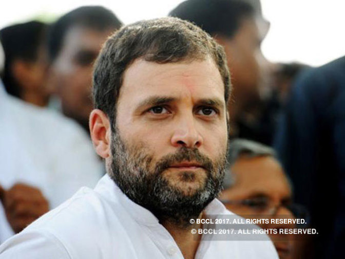 Rahul Gandhi to begin two-week US trip on Monday; will lecture at Berkeley, meet Indians