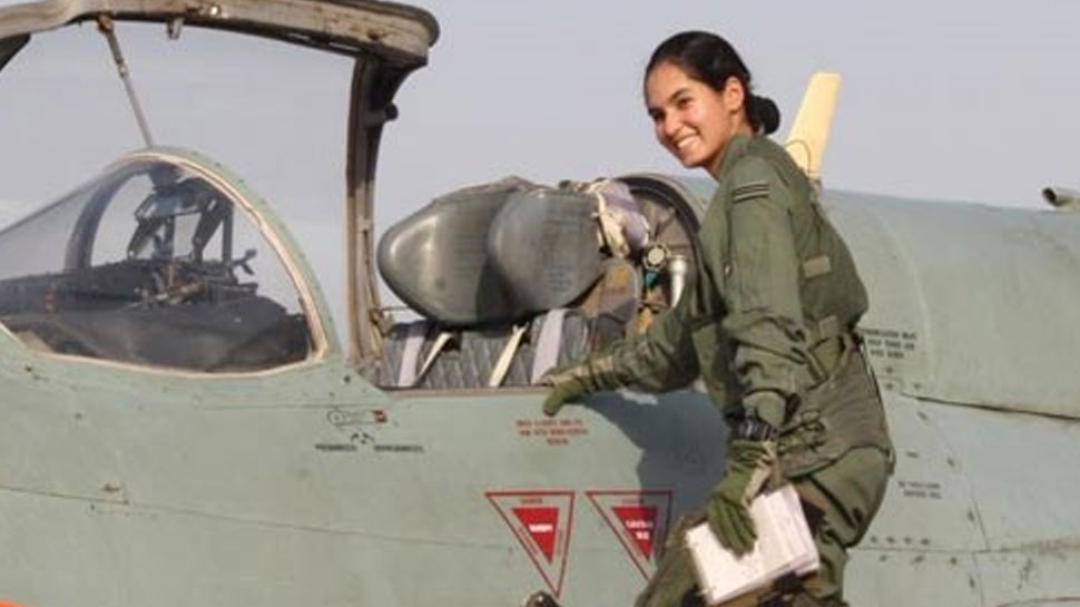 First Indian woman fighter pilot Avani Chaturvedi goes solo