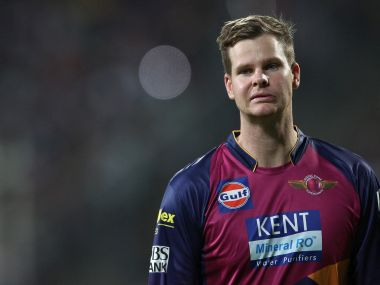 Another blow for Rising Pune Supergiants: Steven Smith out of IPL 2016 with wrist injury