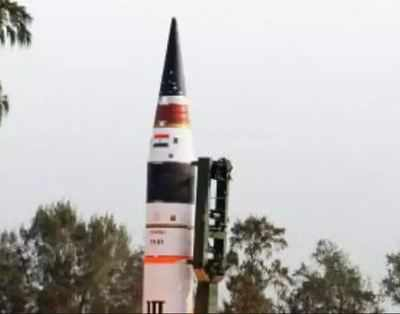 India successfully test-fires nuclear capable Agni-5, can strike targets 5,000 km away