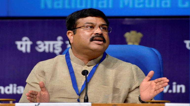 Oil Minister Dharmendra Pradhan rules out intervention on daily fuel price revision