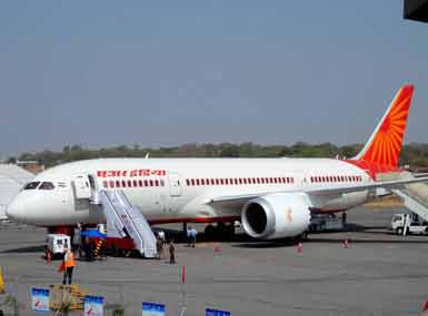 Fire On Board Air India Mumbai-Ahmedabad Flight, No Casualties