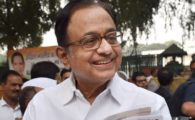 P Chidambaram gets relief in Madras HC, IT order quashed
