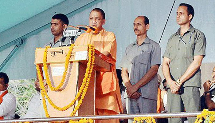 By opposing Hindutva, Oppn is objecting to development: Yogi