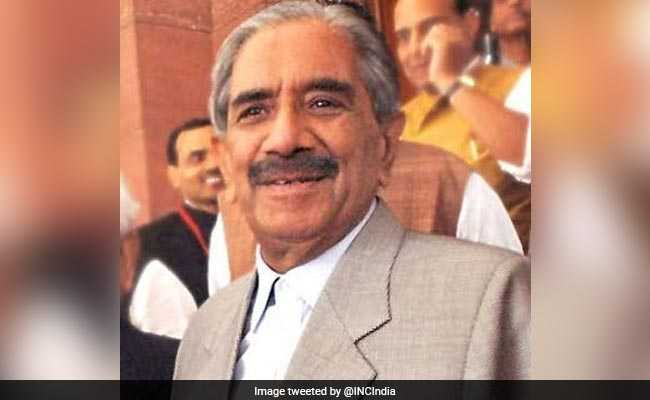 Veteran Congress leader RK Dhawan passes away