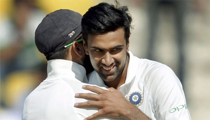 Ashwin breaks Dennis Lillee's record of fastest 300 Test wickets