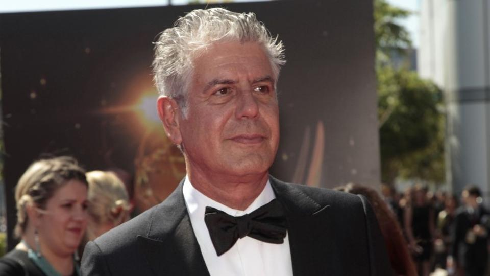 US celebrity chef and TV host Anthony Bourdain dead at 61