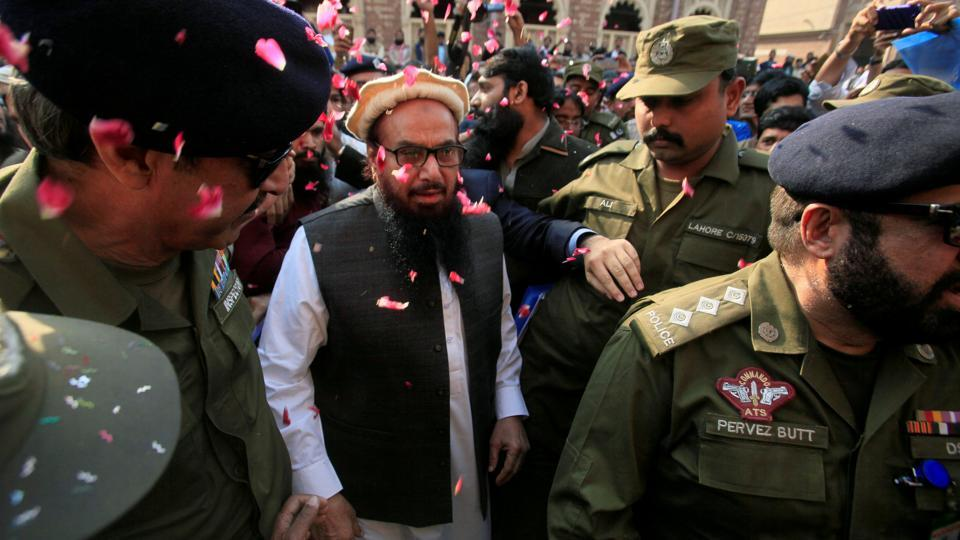 Pakistan plans takeover of charities run by Hafiz Saeed