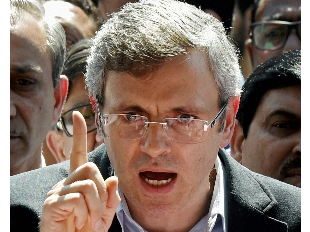PDP-BJP govt allowing step-be-step erosion of Article 370: Omar Abdullah