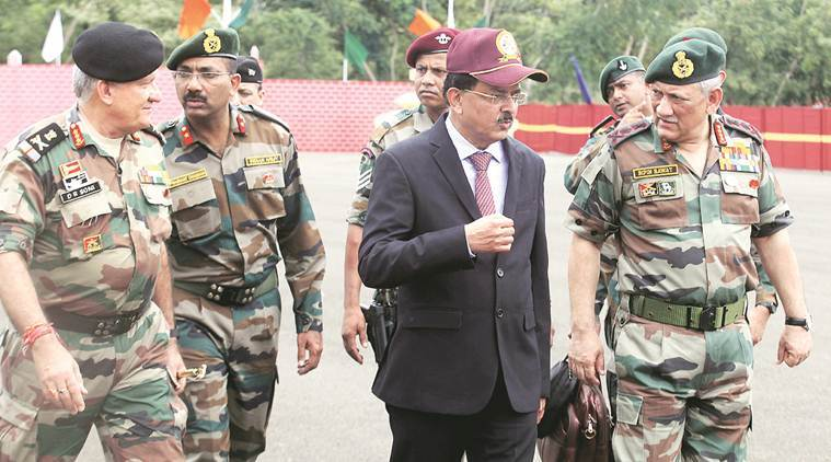 Nepal, Bhutan have to be inclined towards India: General Rawat