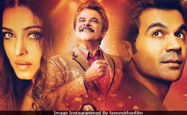 Review: Fanney Khan - Anil Kapoor's Energy Is Infectious