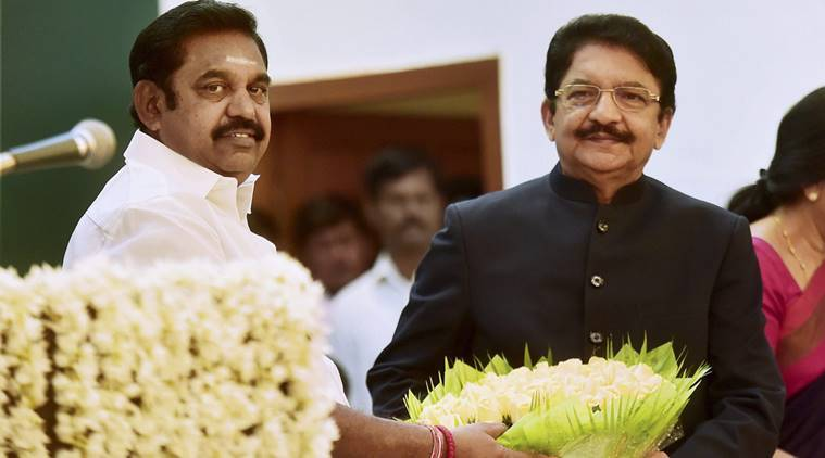 Horse trading issue: Tamil Nadu Governor refers DMK's memorandum to Speaker, Chief Secretary