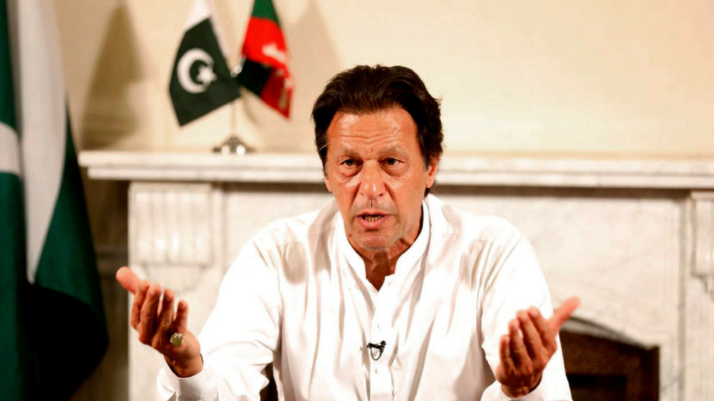 Will take oath as Pak PM on August 11: Imran Khan
