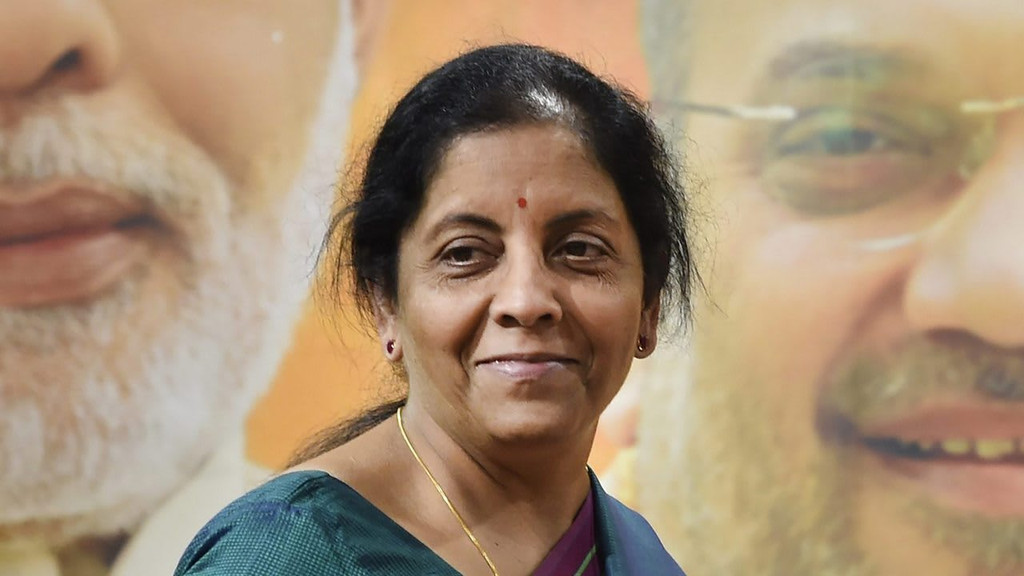 """Proves India's Stand"": Nirmala Sitharaman On Nawaz Sharif's 26/11 Remark"