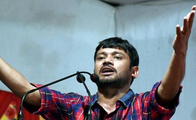 Court Sets Aside JNU Disciplinary Action Against Kanhaiya Kumar, Others