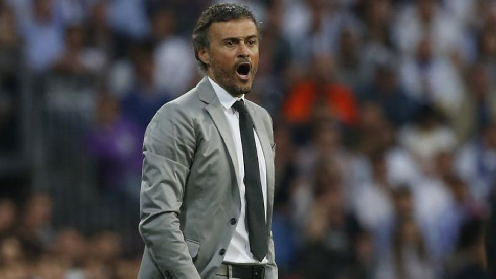 Spanish Football Federation appoint Luis Enrique as coach
