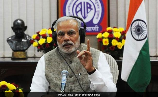 Highlights of PM Narendra Modi's 44th'Mann ki Baat'