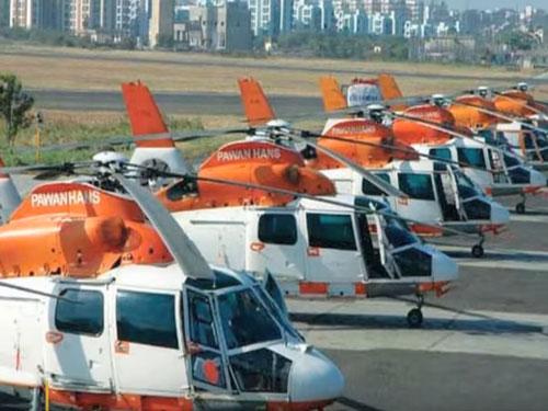 Govt invites EOI for Pawan Hans disinvestment