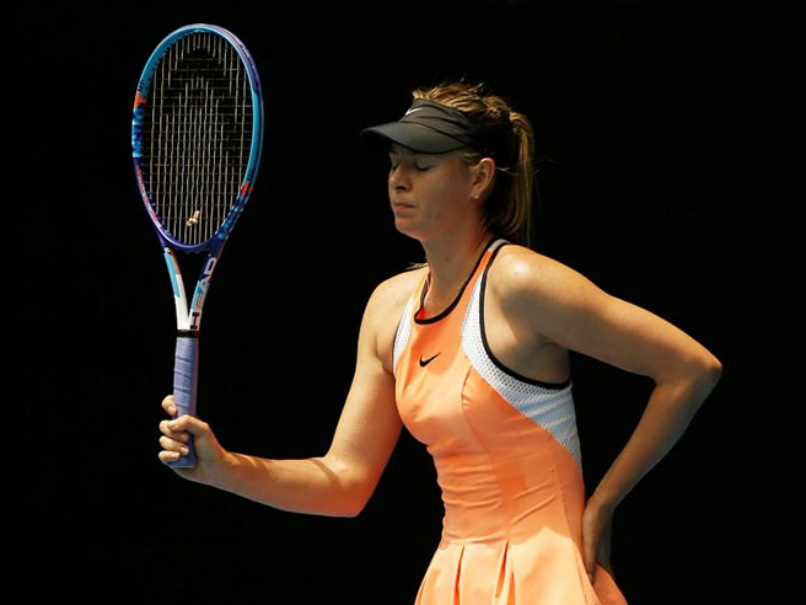 Financial pressure may persuade French Open to give Sharapova a wild card