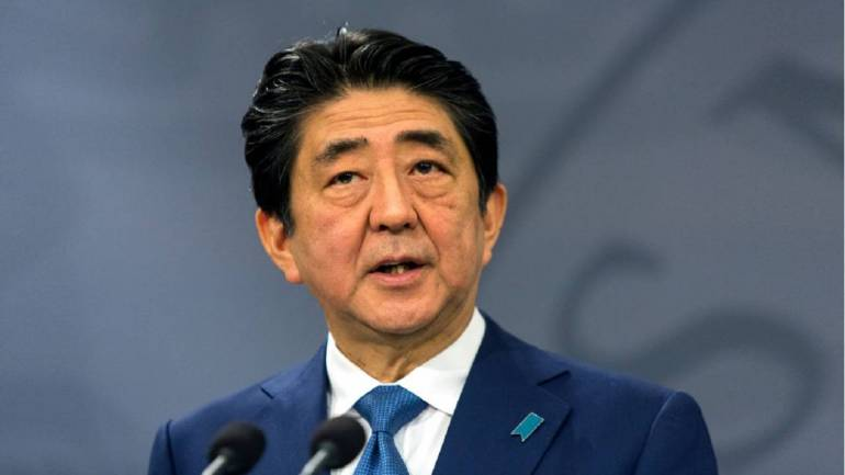 Japan election campaign begins; PM Shinzo Abe pledges stability