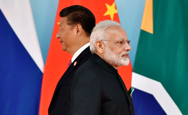 No change in China's stand on India's NSG entry